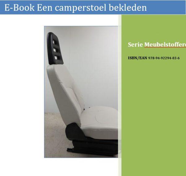 E-book Een camper stoel bekleden