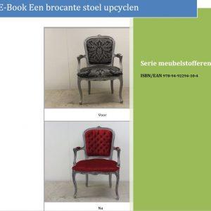 Een brocante stoel upcyclen