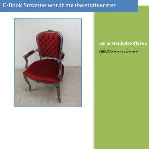 Suzanne wordt meubelstoffeerster